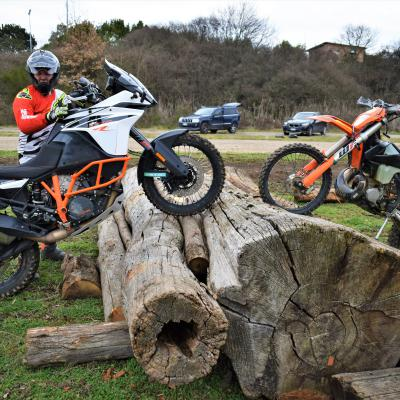 Enduro or Adventure?